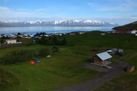 Grenivík Camping Ground
