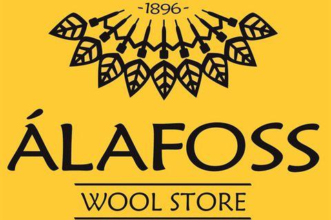 Álafoss wool store