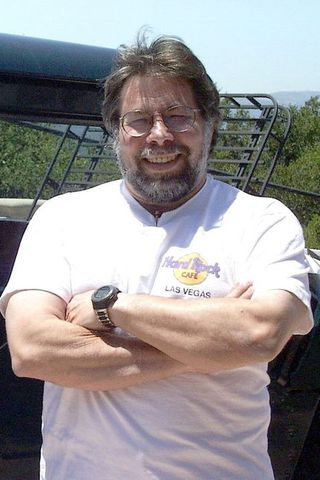 Steve Wozniak, einn af stofnendum Apple.