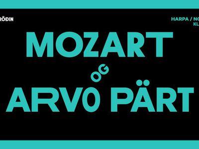 Friday series: Mozart and Arvo Pärt - Iceland Symphony