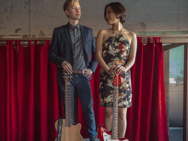 L I N Ü (guitarists and composers Gulli Bjornsson & Jiyeon Kim)