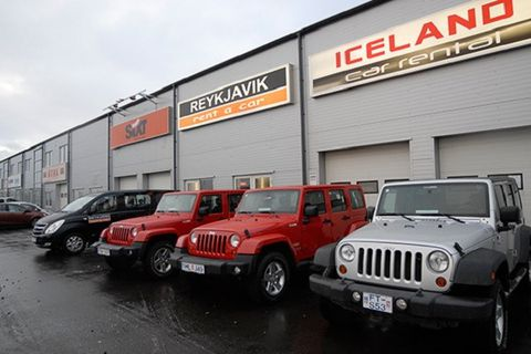 Reykjavik Rent a Car