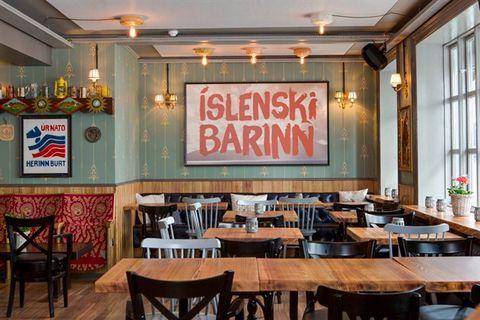 The Icelandic Bar