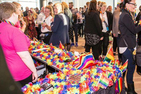 PHOTOS: Reykjavik Pride 2016 Opening Ceremony