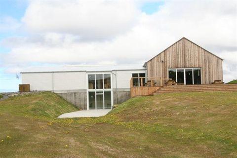 Ásbyrgi Visitor Centre, Ásbyrgi