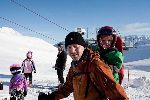 Tungudalur/Seljalandsdalur Ski Area