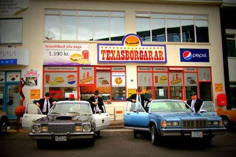 Texasborgarar