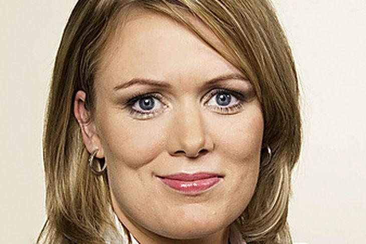Ásta Rut Jónasdóttir, stjórnarformaður Lífeyrissjóðs verzlunarmanna.