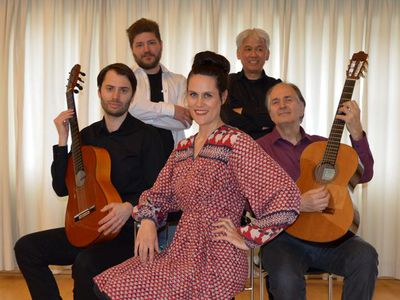 Flamenco Music at the University of Iceland