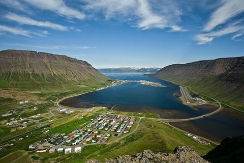 Visit the Westfjords of Iceland