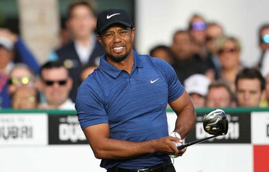 Tiger Woods handtekinn