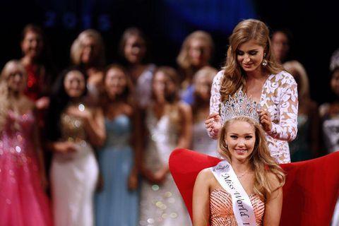 Who will inherit the crown from Arna Ýr Jónsdóttir, Miss Iceland 2015?