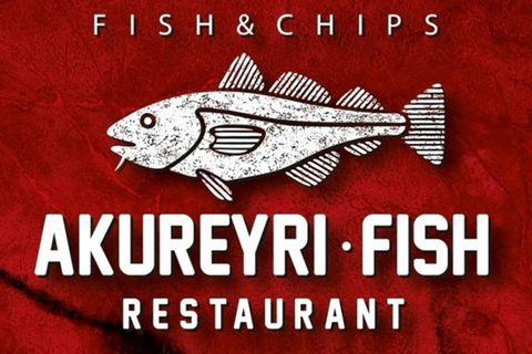 Akureyri fish and chips