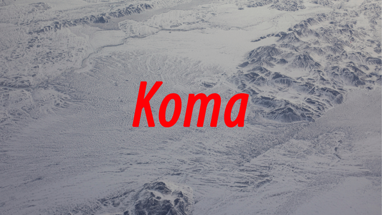 Koma - group exhibition