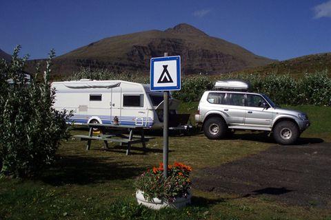 Stöðvarfjörður Camping Ground