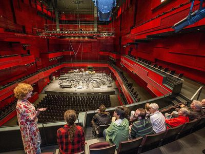 Harpa Guided Tours - Behind the Scenes