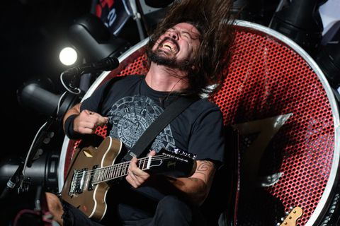 Festival-goers will be able to see Foo Fighters at next summer's Secret Solstice.