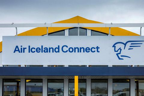 Flugfélag Íslands is now called Air Iceland Connect.