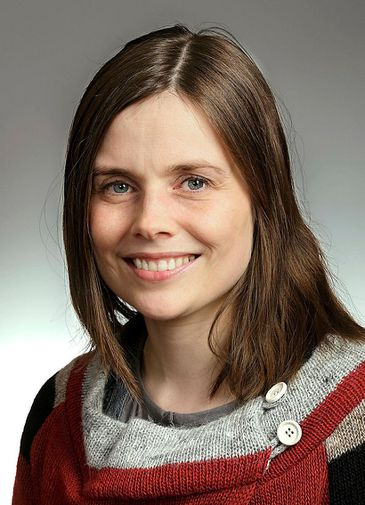 Could Katrín Jakobsdóttir, leader of the Left Green Movement, become Iceland's next Prime Minister?