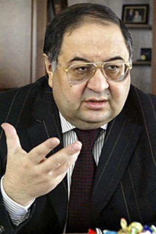 Usmanov er þekktur sem