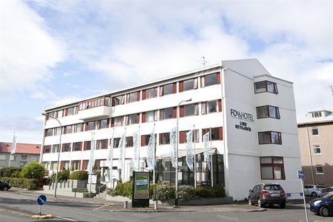 Fosshotel Lind - Islandshotel