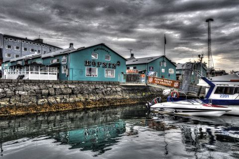 The Harbour restaurant
