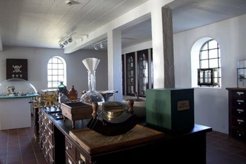 The Pharmacy Museum of Iceland