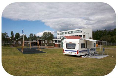 Akureyri - Þórunnarstræti Camping Ground