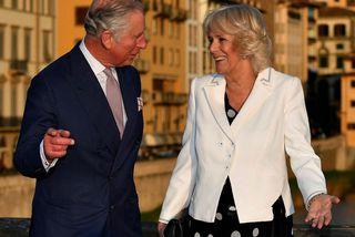 Karl Bretaprins og eiginkona hans Camilla.