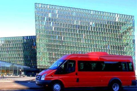 SA. Driverguide Iceland
