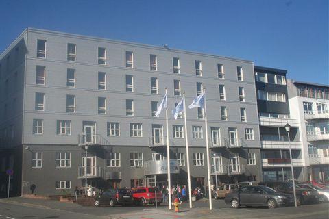 Fosshotel Baron - Islandshotel