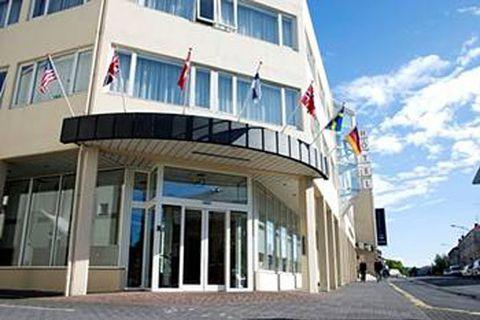 Best Western Hotel Reykjavík - Islandshotel