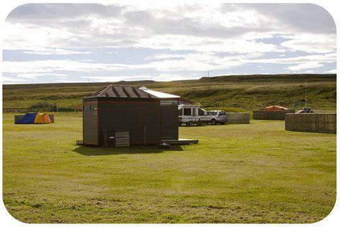Bakkafjörður camping ground