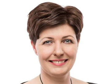 Guðfinna Jóhanna Guðmundsdóttir.