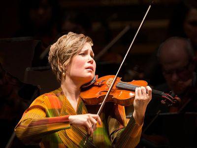 Leila Josefowicz Chamber concert in Norðurljós