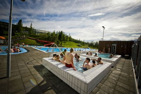 Þelamörk Swimming pool