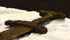 Video: Viking sword was just