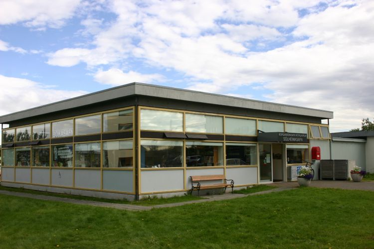 Sólheimar Culture House - Reykjavík City Library