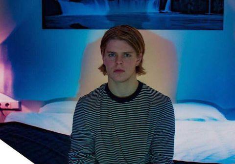 Anton Líni er söngelskur Þingeyringur.