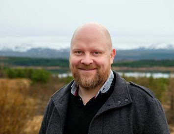Áskell Heiðar Ásgeirsson framkvæmdastjóri Landsmóts