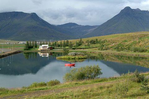 Reyðarfjörður Camping Ground