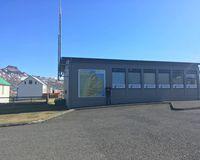 Eyrin in Borgarfirði eystri.