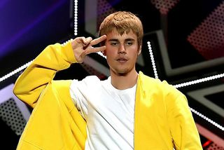 Justin Bieber er ekki sáttur við sjálfan sig. Hann segist hafa látið biturð og ótta ...