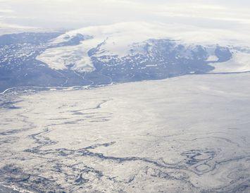 Bárðarbunga erupted in 2014- 2015.