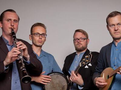 Skuggamyndir frá Býsans – Nordic House Concert Series