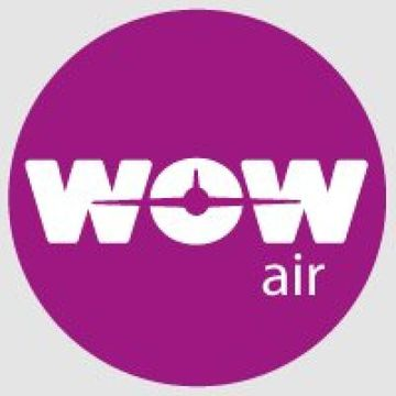 WOW air logo