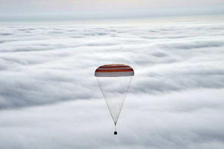Soyuz TMA-18M s