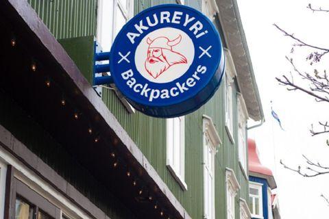 Akureyri Backpackers, hostel