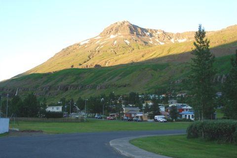 Seyðisfjörður Camping Ground