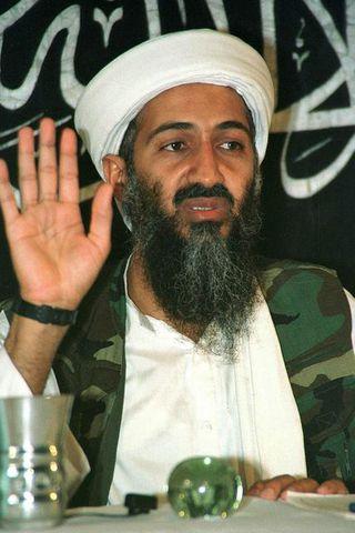 Osama bin Laden var ráðinn af dögum árið 2011. Nú ...